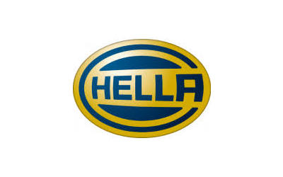 Display hella logo