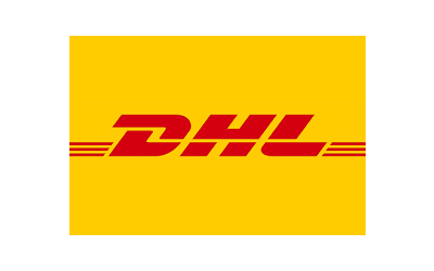 Display dhl logo