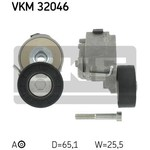 AUXILIARY TENSIONER