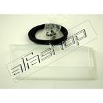 ALFA ROMEO 155 - HEADLAMP GLASS N/S