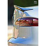 ALFA ROMEO 159 BOOTLIP SPOILER FIBRE GLASS
